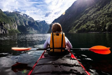 What to wear kayaking to stay comfortable on the water