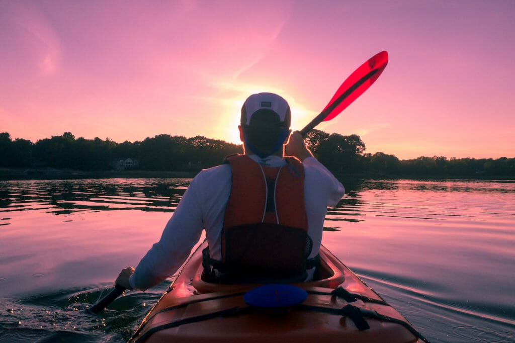 best kayak for lakes