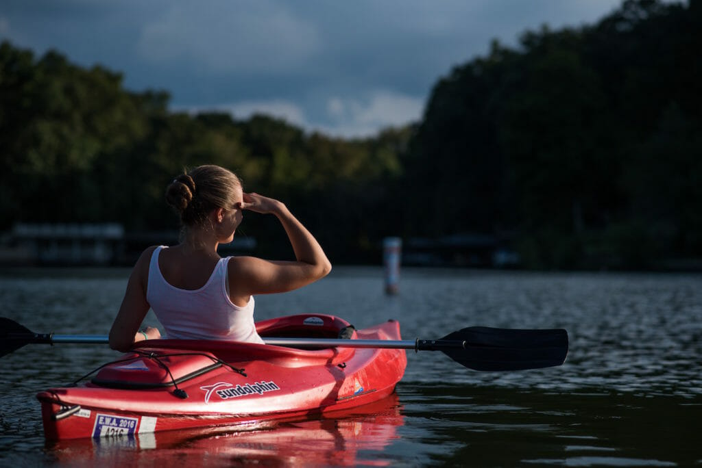 best recreational kayak reviews