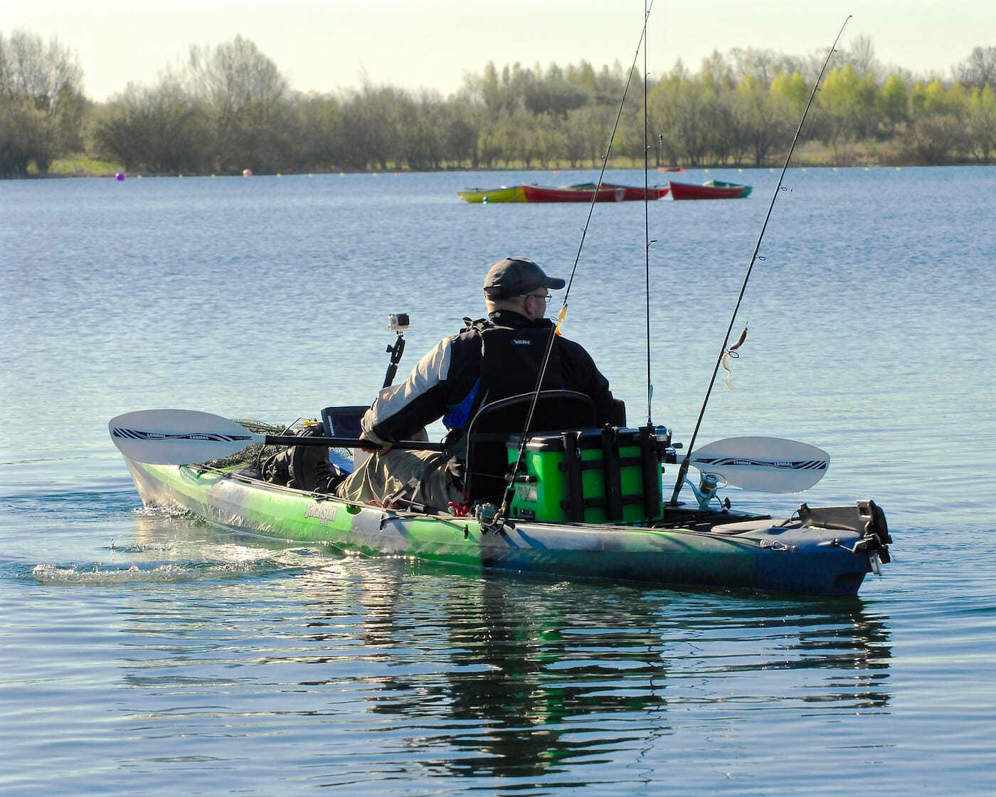 5 Best Kayak Paddles For Fishing Top Picks Reviewed